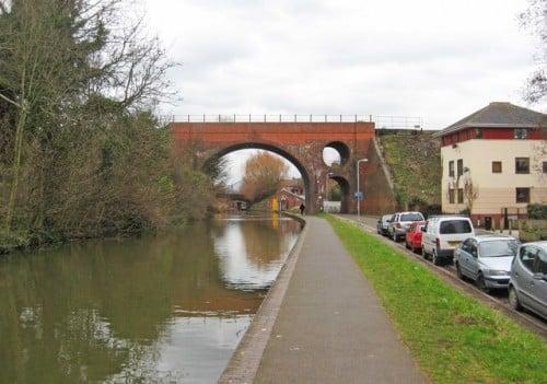 Canal in Arboretum