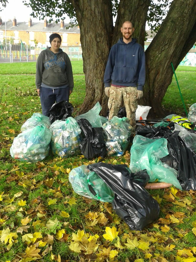 Litter pick on 26th August