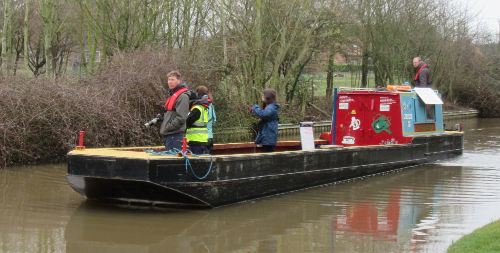 The Wanderer community workboat up for an award