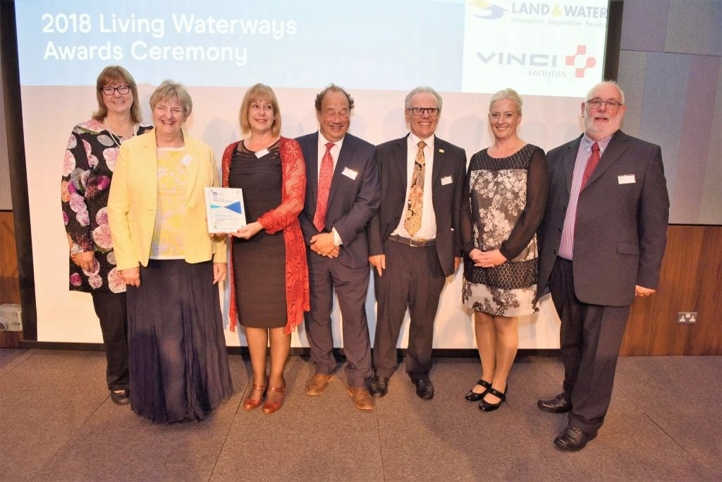 Living Waterways awards