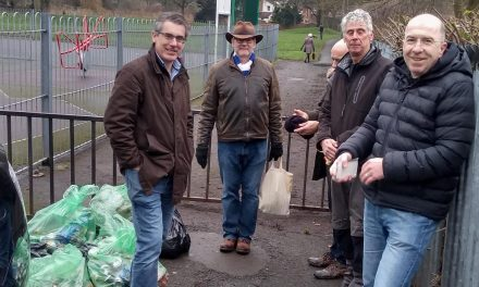 Leap Day Litter Pick