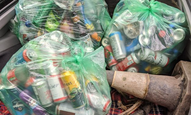 Canal Litter Pick on 29th August
